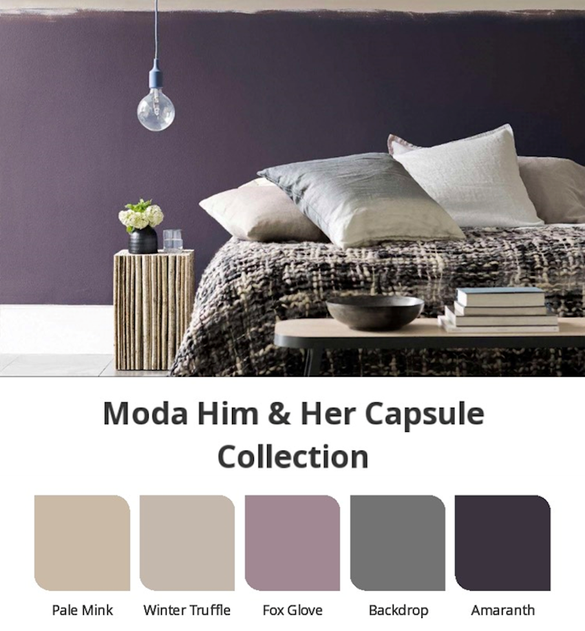 Moda Him and Her Capsule Collection